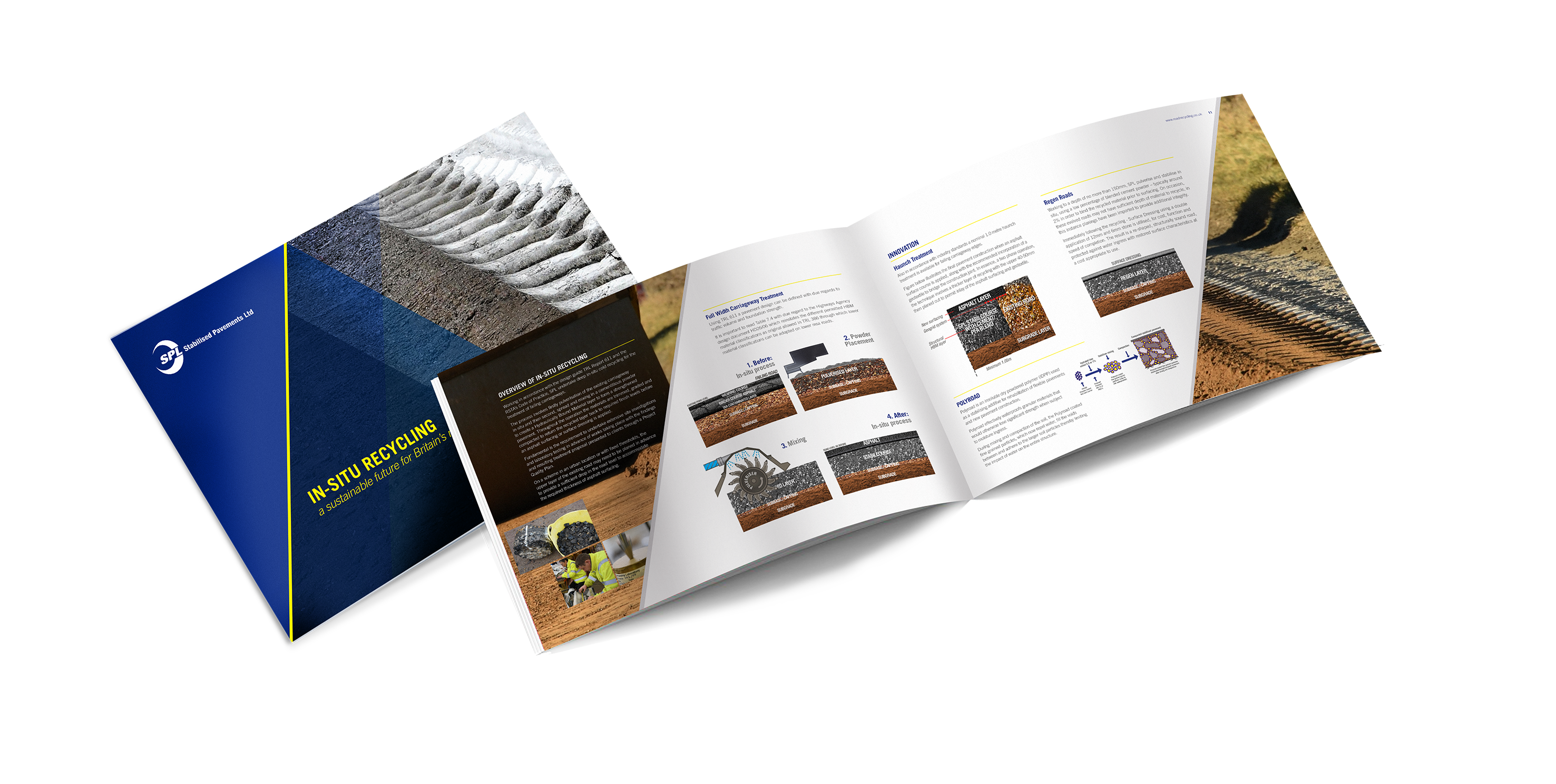 SPL In-Situ Recycling Brochure